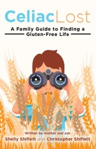Celiac Lost by Shelly Shiflett Book Cover