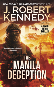 The Manila Deception Book Cover