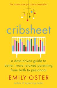 Cribsheet Libro Cover