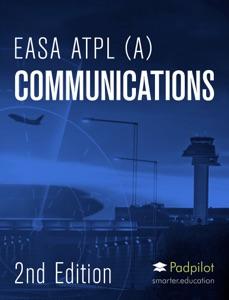 EASA ATPL Communications 2020 Book Cover