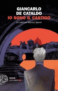 Io sono il castigo da Giancarlo De Cataldo Copertina del libro