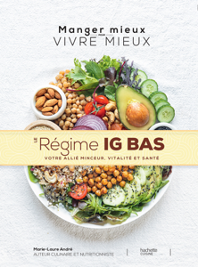 LE REGIME IG BAS La couverture du livre martien