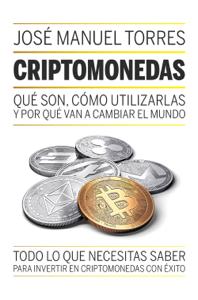 Criptomonedas Book Cover