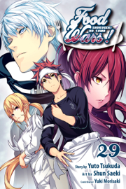 Food Wars!: Shokugeki no Soma, Vol. 29