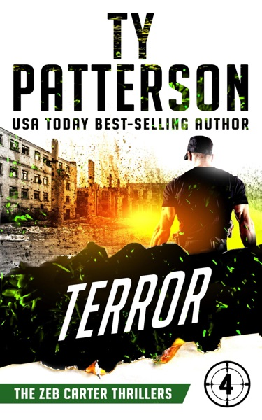 Terror - Ty Patterson book cover