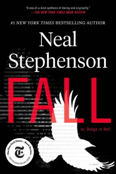 Fall; or, Dodge in Hell - Neal Stephenson book cover