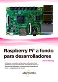 Raspberry Pi® a fondo para desarrolladores