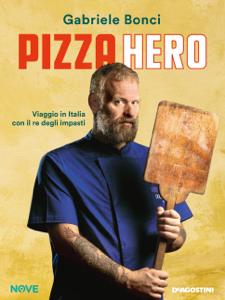 Pizza Hero Copertina del libro