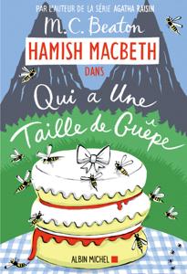 Hamish Macbeth 4 - Qui a la taille d'une guêpe La couverture du livre martien