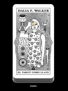El tarot como llave Copertina del libro