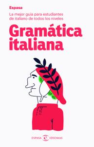 Gramática italiana Copertina del libro