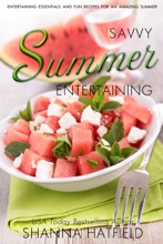 Savvy Summer Entertaining