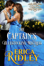 The Captain's Bluestocking Mistress - Erica Ridley book summary