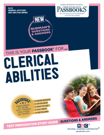 CLERICAL ABILITIES