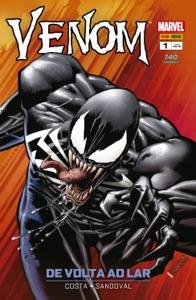 Venom v. 1: De volta ao lar Book Cover