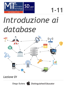 Introduzione ai database Copertina del libro