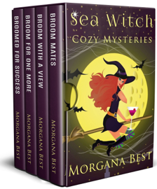 Sea Witch Cozy Mysteries 4 Book Box Set book