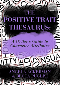 The Positive Trait Thesaurus: A Writer's Guide to Character Attributes Libro Cover