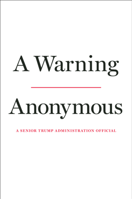 Anonymous - A Warning book