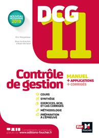 DCG 11 - Contrôle de gestion - Manuel et applications