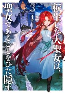 転生した大聖女は、聖女であることをひた隠す3 Book Cover