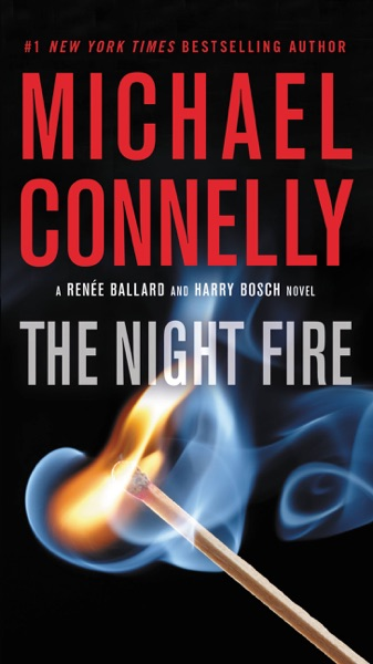 The Night Fire - Michael Connelly book cover