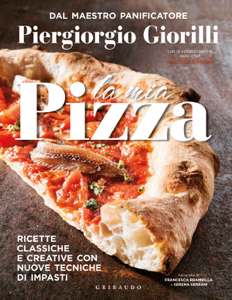 La mia pizza Libro Cover