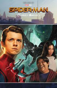Spider-Man La couverture du livre martien