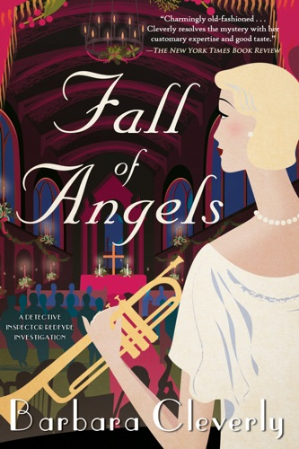 Fall of Angels - Barbara Cleverly - Barbara Cleverly