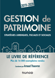 Gestion de patrimoine - 2019-2020