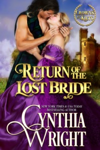 Return of the Lost Bride Book Cover