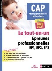 CAP Accompagnant Éducatif Petite enfance Tout-en-un - Épreuves professionnelles - 2019