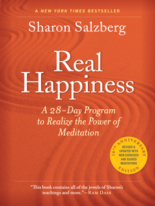 Real Happiness, 10th Anniversary Edition Book Cover
