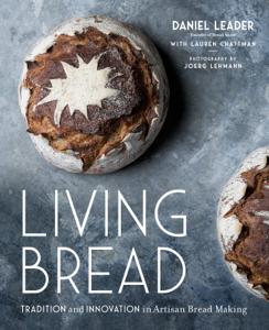 Living Bread Libro Cover