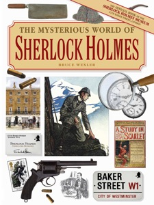 The Mysterious World of Sherlock Holmes Book Cover