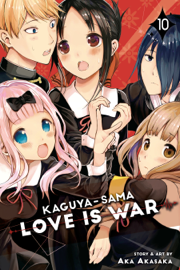 Kaguya-sama: Love Is War, Vol. 10