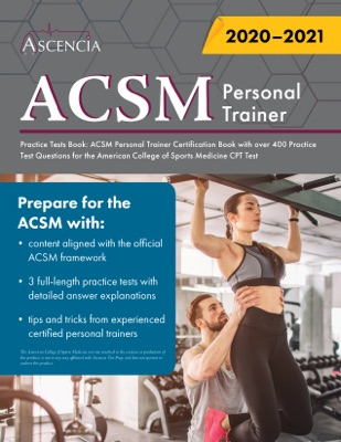 ACSM Personal Trainer Practice Tests Book