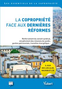 La copropriété face aux dernières réformes La couverture du livre martien