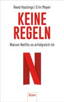 Reed Hastings & Erin Meyer - Keine Regeln artwork