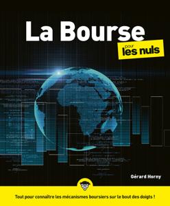 La Bourse pour les Nuls - 5e édition Couverture de livre