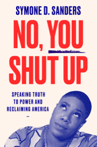 No, You Shut Up Book Cover