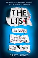 Carys Jones - The List artwork