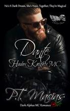 Dante: Hades Knights MC, NorCal Chapter (Dark Alphas MC Romance)
