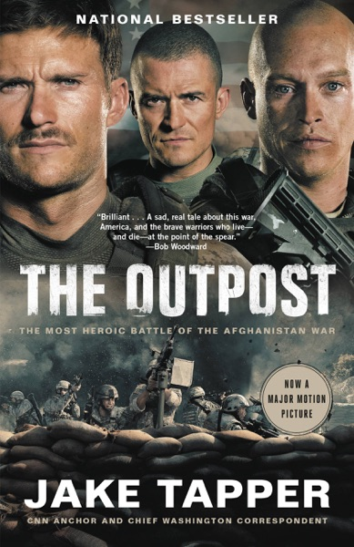 The Outpost - Jake Tapper book cover