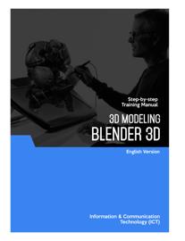 3D Modeling (Blender 3D)