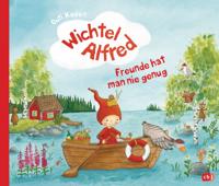 Outi Kaden - Wichtel Alfred - Freunde hat man nie genug artwork