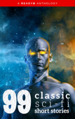 99 Classic Science-Fiction Short Stories Book Cover
