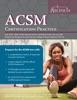 ACSM Certification Practice Tests 2019-2020