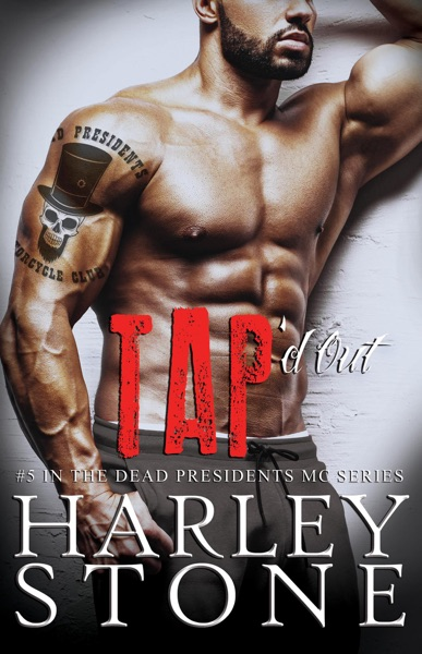 Tap'd Out - Harley Stone book cover