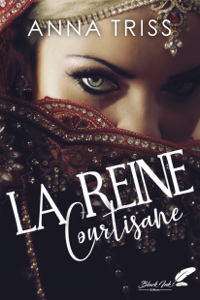 La reine courtisane La couverture du livre martien